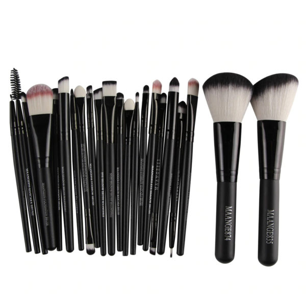 22Pcs Cosmetic Makeup Brushes Set