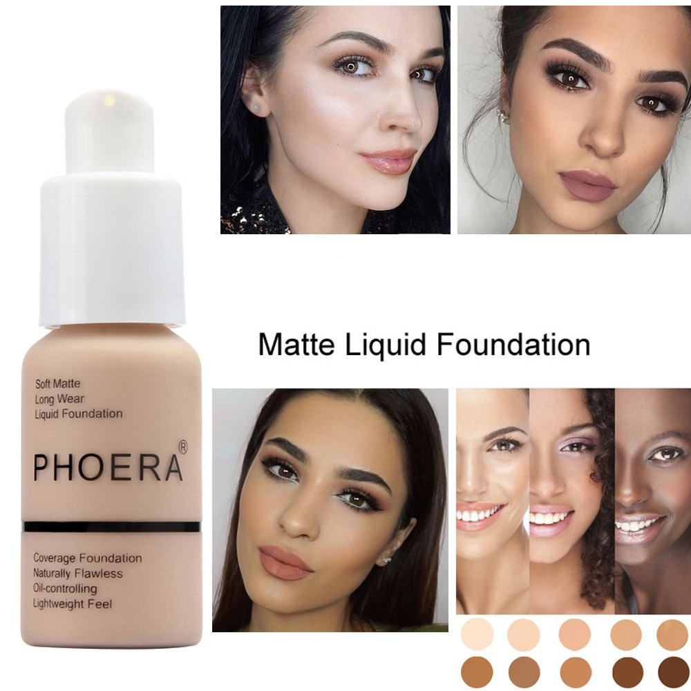 Liquid Foundation Cream