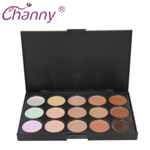 15 Colors Fashion Makeup Cream Base Palettes