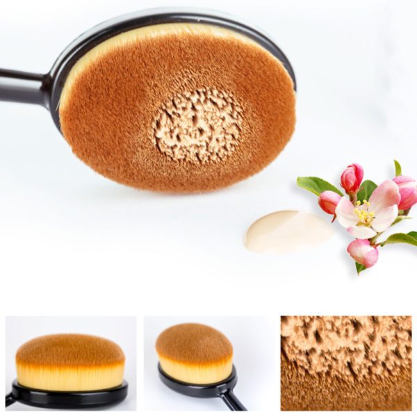Synthetic Hair Makeup Tool