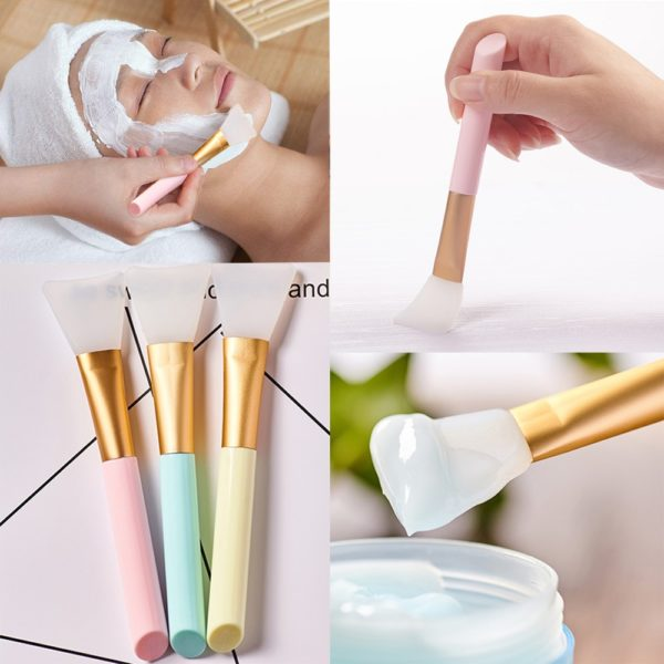 Soft Silicone Makeup Brush