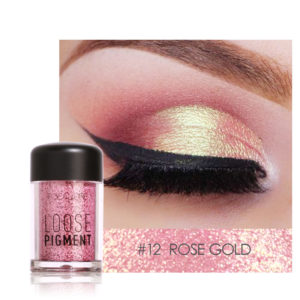 18 Colors Glitter Eye Shadow Cosmetic Makeup