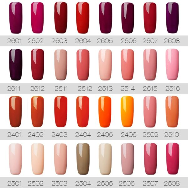 Nail Polish For Gel Nails